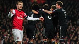 Arsenal-Bayern-Champions