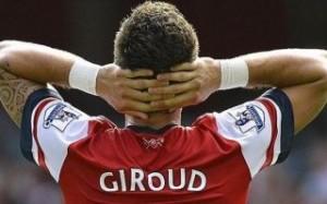 Giroud-Arsenal