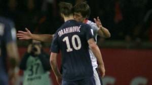 Civelli-kisses-Ibrahimovic