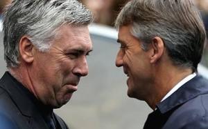 Ancelotti-Mancini
