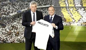 Ancelotti-Florentino-Perez