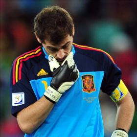 Casillas-manita