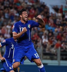 Pellè-gol-Malta