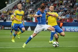 Italia-Svezia under 21