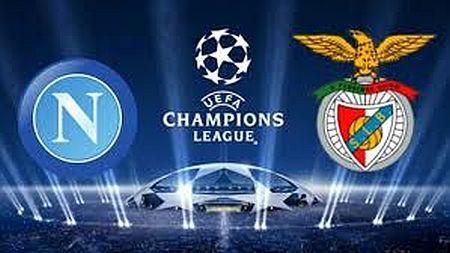 Napoli-Benfica: pari livello per il primato nel Gruppo B