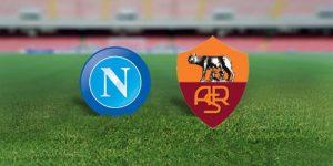 Napoli-Roma in diretta testuale su Solopallone.it