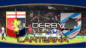 Samp-Genoa, derby al fulmicotone