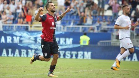 Cagliari-Roma 2-2