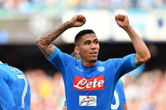 """Napoli, Allan: """"Vogliamo fare bene"""""""