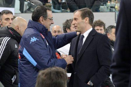 Calendario Napoli E Juve A Confronto.Napoli E Juventus Lotta Al Vertice E Calendario A Confronto