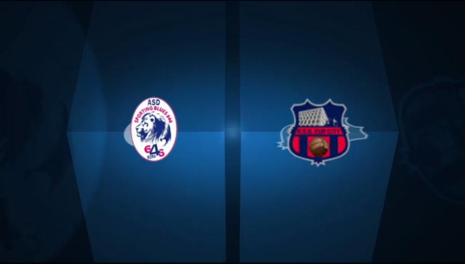 LEGA CALCIO A 8 – Scaglietta sveglia uno Sporting Blues sciupone, 3-1 ad all'Eur City