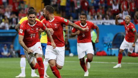 Russia 2018: Brasile-Svizzera 1-1