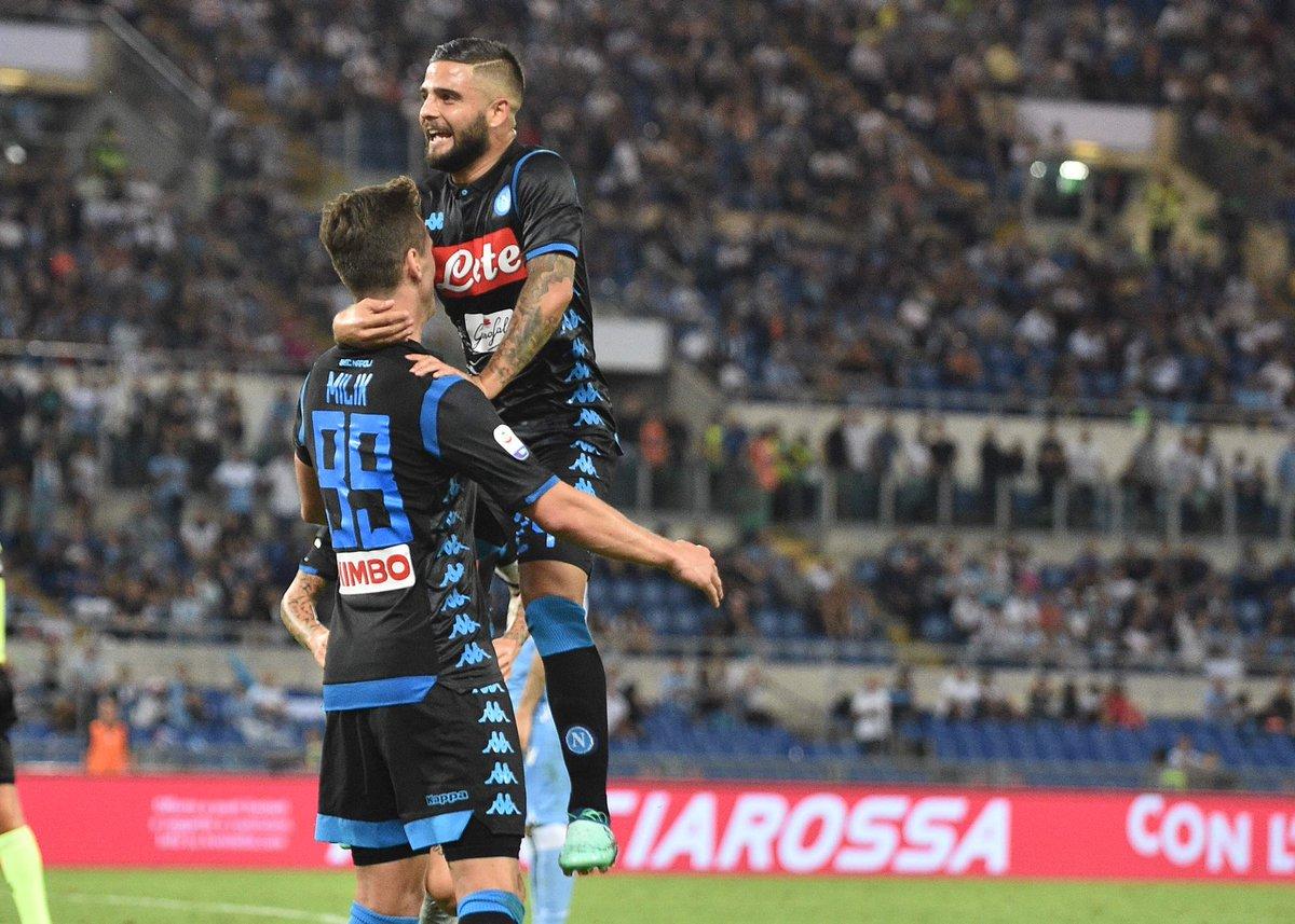 """Napoli, Insigne: """"Possiamo coronare il nostro sogno"""""""