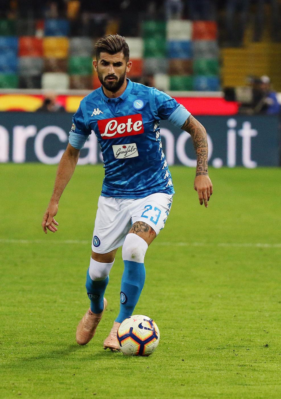 Udinese-Napoli 0-3