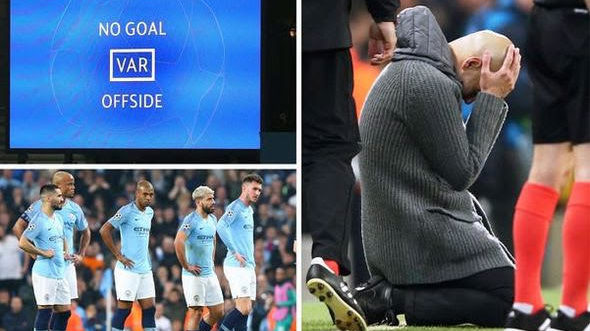 Manchester City vs V.A.R.