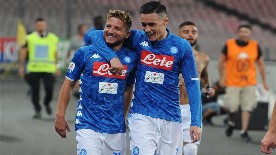 Champions League: Vince il Napoli, pari-Inter