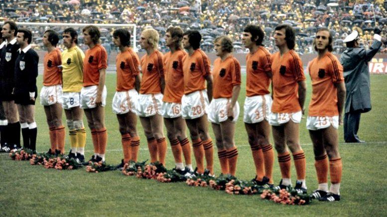Le grandi squadre che non hanno vinto il mondiale: Olanda anni 70